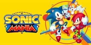 [Switch] Sonic Mania