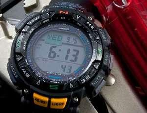 Наручные часы Casio ProTrek PRG-240-1E Pathfinder