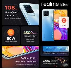 Realme 8 Pro 6/128 Gb