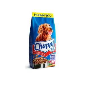 Chappi корм для собак всех пород говядина с овощами 15 кг на Tmall