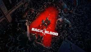 [PC] Ключ для бета-теста игры Back 4 Blood