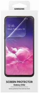 Защитная пленка Samsung для Samsung Galaxy S10e глянцевая