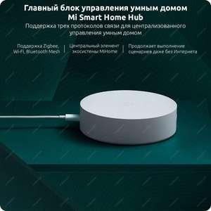 Mi Smart Home Hub ZNDMWG02LM (YTC4044GL) Центр управления умным домом