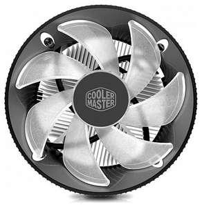 Кулер для процессора Cooler Master I70C PWM сокет 115х 1200