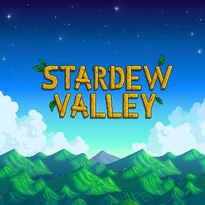 [Nintendo Switch] Stardew Valley по скидке в eshop'e