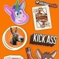 Sticker Mule: бесплатный набор стикеров