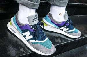 Кроссовки New Balance 997S «Made in USA»