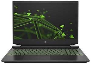 "Ноутбук HP Pavilion Gaming 15-ec2010ur (AMD Ryzen 5 5600H 3300 Mhz/15.6""/1920х1080/16GB/512GB SSD/NVIDIA GeForce GTX 1650 4GB/DOS)"