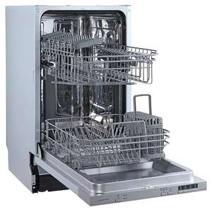 Посудомоечная машина Zigmund & Shtain DW 239.4505 X и DW 239.6005 X в описании