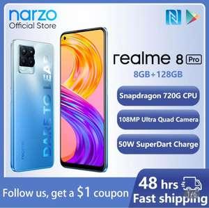 Realme 8 pro 8/128 Gb