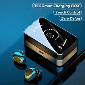 Беспроводные наушники с Bluetooth 5.0