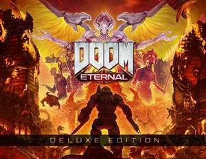 [PC] DOOM Eternal - Deluxe edition