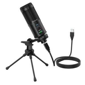 Конденсаторный микрофон Studio CABLETIME C385