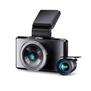 Видеорегистратор 360 G500H c камерой заднего вида, WiFi, GPS