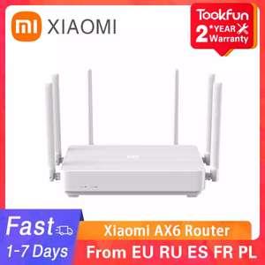 Роутер Xiaomi Redmi AX6 AX3000 Wi-Fi 6