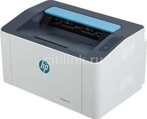 Принтер лазерный HP Laser 107r лазерный, цвет: белый 5ue14a