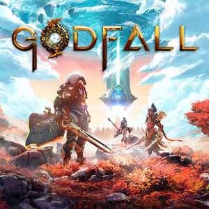 [PS4/PS5] Godfall Standard Edition