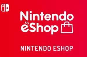 Подборка скидок eShop Ninentendo switch