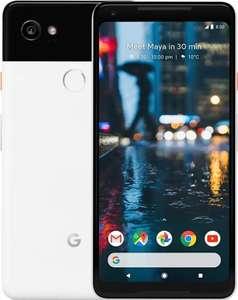 Смартфон Google Pixel 2 XL 64GB (Unlocked, Black & White)