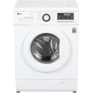 Узкая стиральная машина LG F1296NDS0 на Tmall (6 кг, 1200 об/мин, стирка паром)