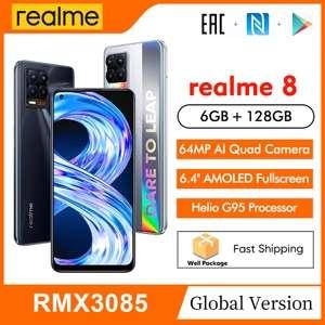 Смартфон Realme 8 6/128