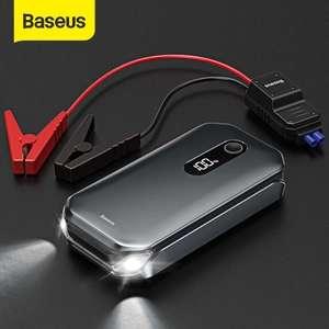 Автомобильное пусковое устройство Baseus 1000A, внешний аккумулятор 12000 мАч