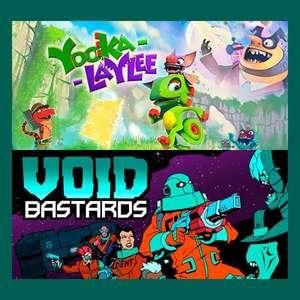 [PC] Бесплатно: Void Bastards & Yooka-Laylee