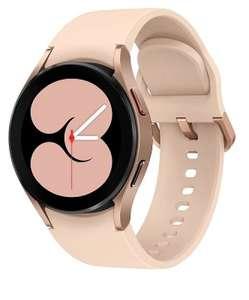Предзаказ смарт-часов Samsung Galaxy Watch 4 + беспроводная зарядка (при покупке картой Тинькофф) и возврат 10% на счет