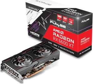 Видеокарта Sapphire Pulse Radeon RX 6600 XT Gaming OC 8GB по предзаказу