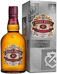 [Волгоград] Виски шотланд. Chivas Regal, 12 лет, 0.7L