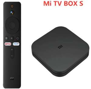 ТВ-приставка Xiaomi Mi TV Box S 4K