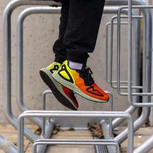 Кроссовки Adidas ZX 4D