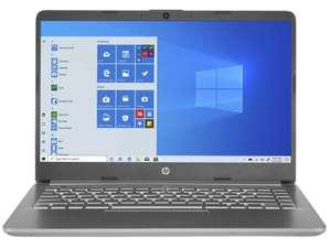 "[не везде] 14"" Ноутбук HP Laptop 14s-fq1017ur (IPS, Ryzen 3 5300U, RAM 8 ГБ, SSD 256 ГБ, Radeon RX Vega 6 , Windows 10 Home)"