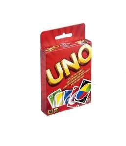 [МСК] UNO W2087 карточки для игры