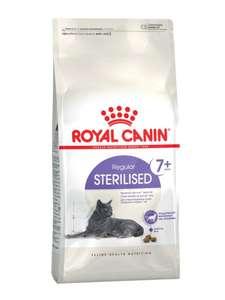 Royal Canin корм для пожилых стерилизованных кошек всех пород 3,5 кг на Tmall