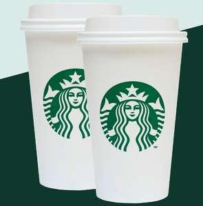 Starbucks: второй напиток в подарок