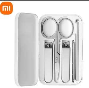 Xiaomi Mijia 5 в 1 набор для обработки ногтей