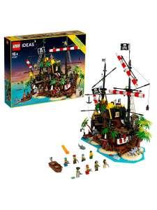 Конструктор Lego Ideas 21322 Пираты залива Барракуды