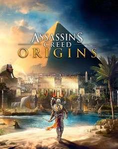 [PC] Assassin's Creed Origins в Fanatical + в описании Odyssey