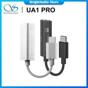 Мобильный ЦАП - SHANLING UA1 PRO ES9219C