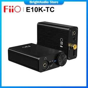 Мобильный ЦАП - FiiO E10K TC
