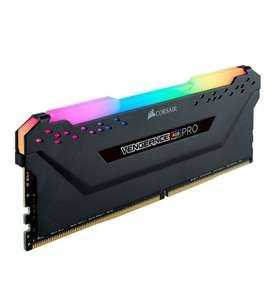 Оперативная память Corsair Vengeance RGB PRO 8GB DDR4 3200MHz DIMM 288-pin CL16 CM4X8GD3200C16W4