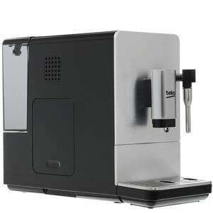 Кофемашина Beko CEG 5311X черный (эспрессо, исп. кофе - зерновой, 1350 Вт, 1.1 л, капучинатор)