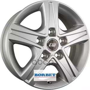 Колесный диск Borbet R16 6J PCD5x118 ET68 D71.1