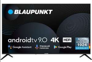 "50"" 4K Телевизор Blaupunkt 50UN265T/50 Smart TV"