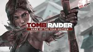 [PC] Tomb Raider Game of the Year Edition