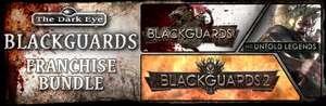 [PC] Blackguards Franchise Bundle