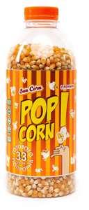 [не везде] Кукуруза для попкорна, 2х800 грамм, в бутылке