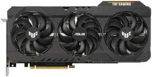 ASUS TUF GeForce RTX3080 Gaming OC V2 LHR 10GB + в описании