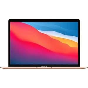 "Ноутбук Apple Macbook Air 13"" 11th-gen Apple M1 chip with 8-core and 8-core/8GB/512 GB на Tmall с 23 августа"